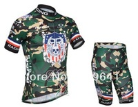 free shipping!2013 Rock Racing team short sleeve cycling jersey and shorts,summer bike jersey,cycle clothes,bicycle wear