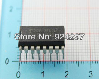 ULN2003A NPN Type DIP-16 Input Type TTL CMOS 5V 100PCS/ LOT(China (Mainland))
