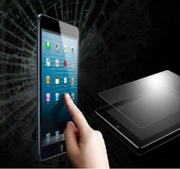 0.33mm  Premium Tempered Explosion Proof  Glass Screen Protector  Film for iPad 4 with Retail Package