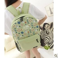 Middle school students school backpack women's backpack sport travel cute backpack messenger bags for women