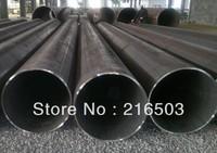 longitudinary seam carbon steel round pipe
