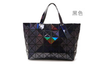 laser handbag  new arrival laser black color bag rock HARAJUKU symphony vintage bag