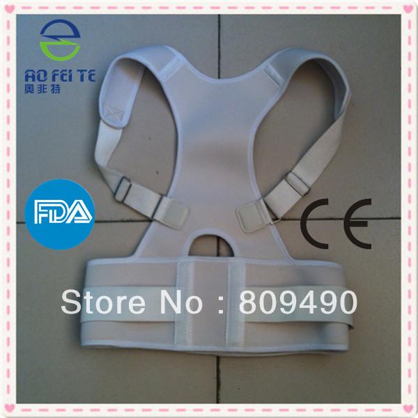 Hot seller! Neoprene back straighter belt posture corrector AFT-B002(China (Mainland))