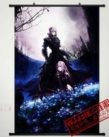 2013 Free Shipping Fate zero saber 90 60 - 029 decorative painting mural cloth paintings  1 pcs in stock