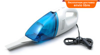 Hot sell New arrival 60W Mini 12V High Power Handheld Car Portable Vacuum Cleaner Free shipping