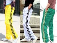 Free shipping pants men sports casual running jogging active Men's trousers training soccer Baggy loose designer brand yaga gym