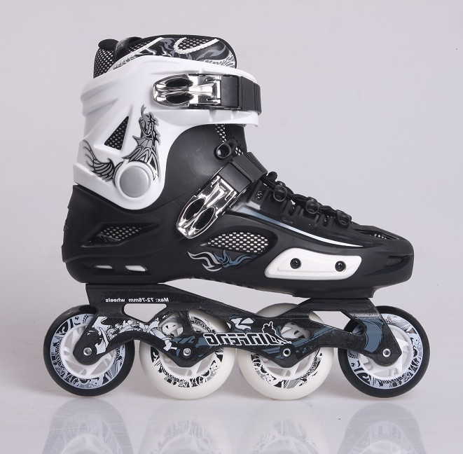 Free shipping S500 skating shoes skating shoes adult roller skates skating shoes professional slalom skates(China (Mainland))