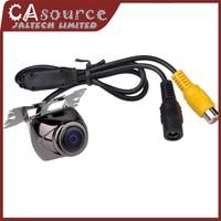Waterproof Car DVR Rear Vehicle Backup View Recorder Camera High-definition Cmos 170 Degree Viewing Angle E363 5 PCS Free Ship