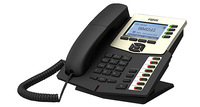 Free shipping Top of the range IP phone  C62 VOIP Phone Supplied with power supply and PoE capable 6 SIP accounts,HD voice