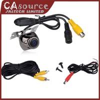 Waterproof Car DVR Rear Vehicle Backup View Recorder Camera HD Cmos 170 Degree Viewing Angle E363 30 Pieces/lot DHL Freeshipping