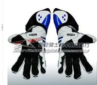 Free Shipping Motorcycle Racing GP PRO glove Motocross Motorbike Leather Gloves Black