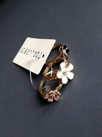 1016 - 33 fashion accessories 3 small flower ring pinky ring