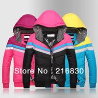 2014 New Women's Down Jacket Women Vlsivery Large Raccoon Fur Thickening Medium-long Winter Jacket Coat Plus Size M-3XL