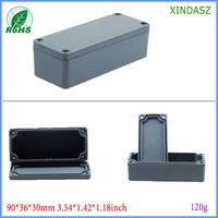 Aluminium box enclosure aluminium outdoor waterproof box 90*36*30mm  3.54*1.42*1.18inch