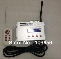 LED dmx controller AC110v-220v input voltage dmx512 signal master controller for wall washer underwater high power LED light