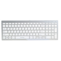 Viewsonic ku856  for apple   usb ultra-thin scissors chocolate keyboard with digital keypad