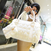 Bags 2013 bag heart bag shoulder bag cross-body fashion women's handbag