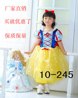 Snow White costumes children photography clothing / costumes theatrical / princess dress