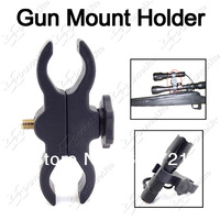 Free Shipping ~ 1pc New 25.4mm --35.4mm Gun Mount Clamp Holder For LED Flashlight Torch Scope