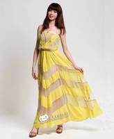 Free shiping Double layer full dress vcruan cr012052