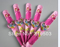 Hot selling free shipping 5pcs/lot  Princess  Cartoon slap watch,children watch, best gift for kids,have in stock