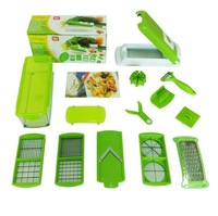 Easy Vegetable Fruit Nicer Dicer Slicer Cutter Plus Container Chopper Peeler
