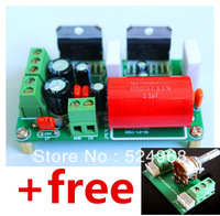 1pcs 50K ALPS potentiometer board+AMP Dual Parallel TDA7293 mono Amplifier Board 170W Perfect Support BTL DIY Amplifier Board