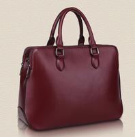Casual Women Leather Handbags Genuine Leather Women Messenger Bags Cowhide Women Bag HB-065