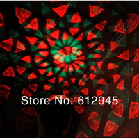 Higher light mini rotation move stage lighting  Romantic crystal magic ball flashing night light