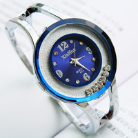 Rhinestone fashion quartz bracelet watch 150859