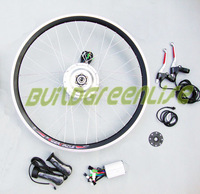 36V 250W 26inch wheel electric bicycle kits for DIY