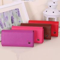 free shipping New womens wallet bag purse female long design purse  new fashion