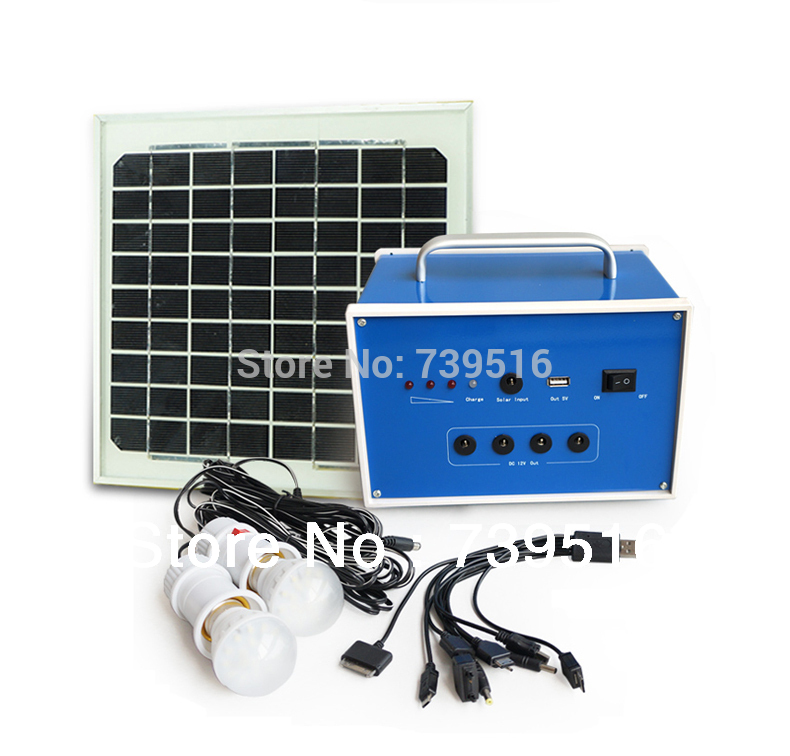 10w/7ah battery solar light, New solar power system for daily use with competitive price(China (Mainland))