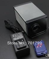 LED fiber optic lighting illuminator (LLE-003),with brightness adjustness function;with remote