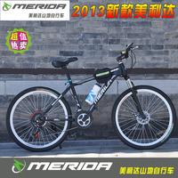 2014 real seconds kill black 43cm(<165cm) 11kg bmx 120-165cm double disc 21 hard frame spring fork variable speed mountain bike