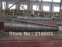 reducer welded steel tubes/conical steel pipe