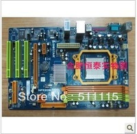 Free shipping Biostar NF520B A2G + supports AM2 AM3 second M2N68 motherboard Gigabyte M52L MSI K9N
