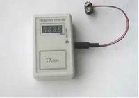 Freeshipping frequency indicator detector cymometer Remote Control Transmitter 250-450MHZ