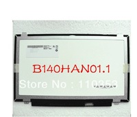 Free shipping Brand new A+ B140HAN01.1 B140HAN01.2 LCD Screen 1920*1080 EDP Slim LCD