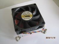2u LGA1366 copper heatsink,good cpu cooler