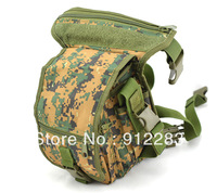 Free Shipping 5 pcs/lot  SWAT Military Tactical Camping Bag, Waist Pack Every Day Carry,Outdoor #HW202