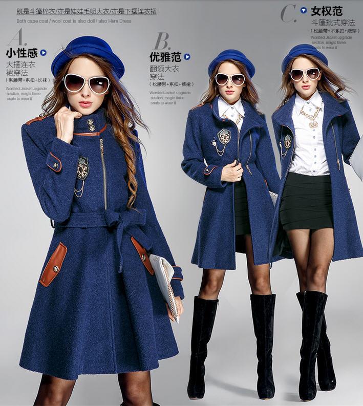 Женская одежда из шерсти s/xl B1549 женская одежда из меха cool fashion s xl tctim07040002
