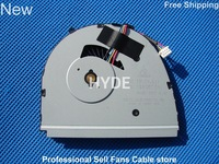 HYDE NEW DELTA KSB0605HC - BJ93 DC05V 0.50A CPU FAN FOR LENOVO U310 CPU COOLING FAN