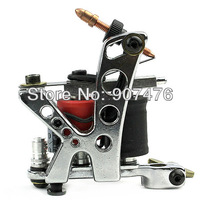Casted Aluminum Alloy Tattoo Machines Guns for shader Aand Liner For Tattoo Equipment Supply