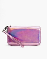 2014 New fashion silver clutch Punk hot sale Dazzling Sequins Handbag Party Evening Bag Wallet Purse Pastel Violet laser Clutch