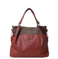 Brand oppo  High quality Fashion leather messenger bag women's big bag  shoulder bags