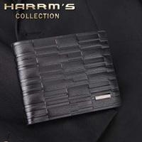 free shiping Hagen male genuine leather wallet men's cowhide wallet horizontal wallet purse