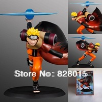 Hot toys Japanese Anime Naruto Uzumaki Naruto action figure PVC Figure 18cm height Super cool toys for boys gifts