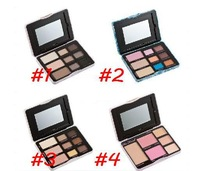 4pcs New Spring, summer, autumn and winter eyes 4 kinds 9 Color Sexy Eyeshadow Collection Eye Shadow Palette Makeup Freeshipping