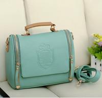 Hot Sale Women's handbag vintage bag shoulder bags messenger bag female small totes free shipping W2011